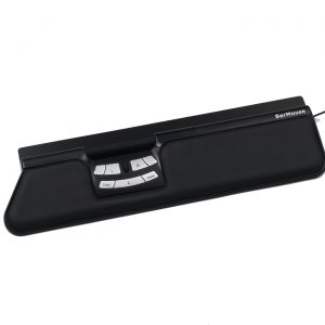 Barmouse Central Mouse Wrist Rest Small